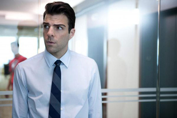 Actor Zachary Quinto Misses Auditioning