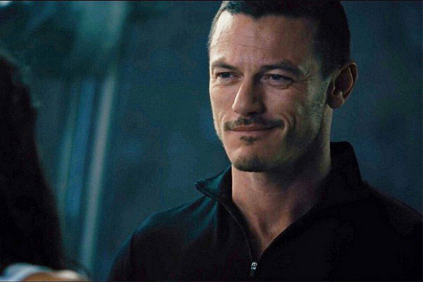 Actor Luke Evans
