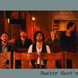 Buxter Hoot'n Album Cover, courtesy sideways media