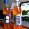 In Scotland, everything is better with a few bottles of IRN BRU ...