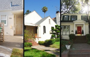 Houses in the Berkeley area fit within a wide range of housing prices.