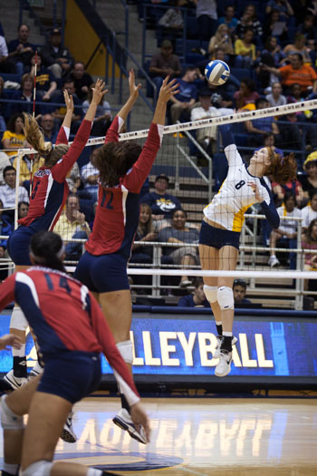 Volleyball vs. ASU