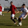 Mens Soccer Against SDSU