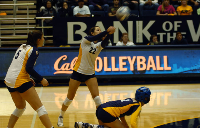 Volleyball Cal vs. Oregon