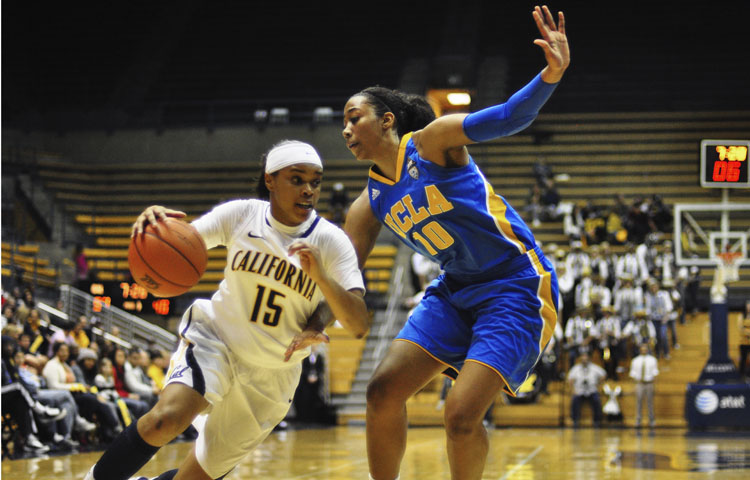 Freshman guard Brittany Boyd went 5-for-6 on her way to seven points for Cal in Saturday's final road game of the year, a 75-68 win over the Beavers.