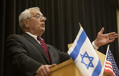 Congressman Barney Frank speaks about the relationship between the United States and Israel.