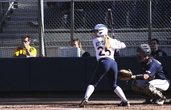 Cal Softball Game