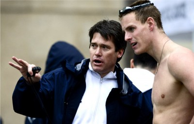 David Durdens has won two national championships in his five years as the Cal mens swimming head coach.
