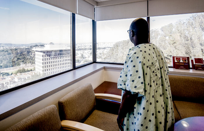 Kenya Wheeler, a 38 year old graduate student in city planning, recently ended chemotherapy after a seven month battle with brain cancer.