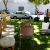 The Bear-ly used recycling bazar held Saturday June 2nd in Civic Center Park is a way for community members to buy discounted furniture, appliances and other household items in good condition.