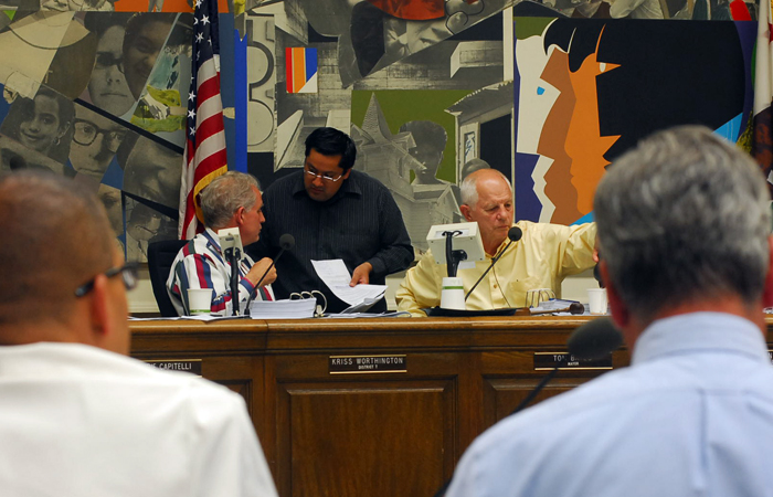 Berkeley City Council voted to place a streets and watershed bond measure on the November ballot.