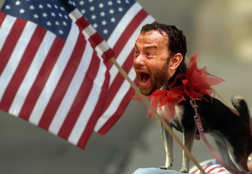 Tom Hanks is America. Pure and Simple.