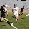 Sophomore forward Grace Leer scored her first hat-trick in her Cal career in last Sunday's 5-2 rout of San Jose State.