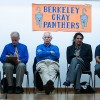 Mayoral Candidates spoke at a forum/debate at the North Berkeley Senior Center this afternoon