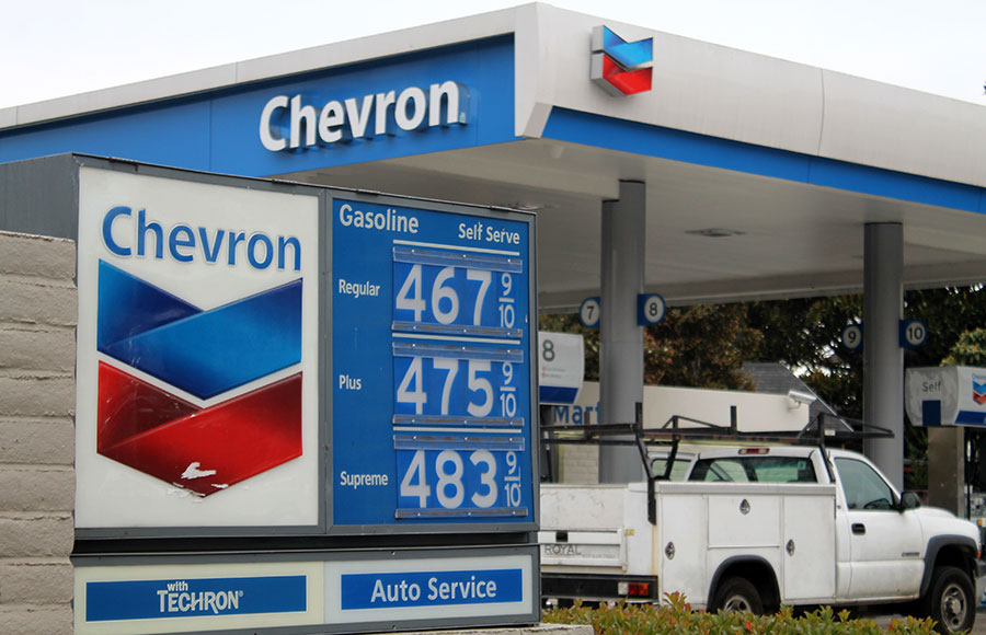 Following Gov. Jerry's Brown letter to the California Air Resources Board, the recent increase in gas prices has begun to subside.