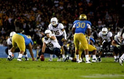 Cal looks to rebound from its 1-4 start as the Bears take on No. 25 UCLA at Memorial Stadium.