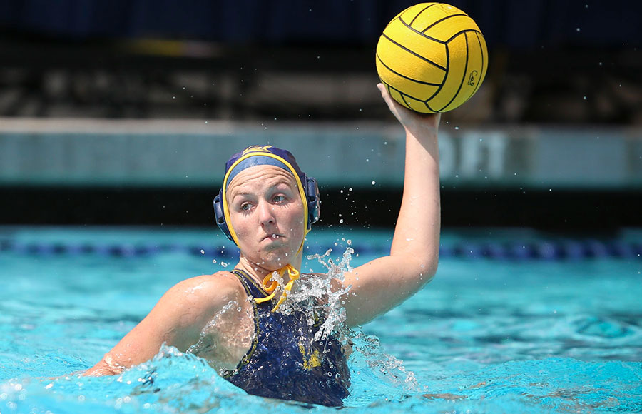 The Cal women's water polo team, ranked No. 4 in the country, missed a chance to move up in the national rankings after an 8-7 loss to Arizona State on Saturday.