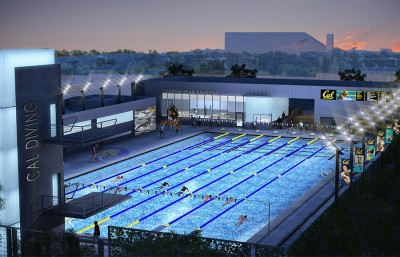 UC Berkeley announced plans for a new aquatics facility, to be located adjacent to the Tang Center, on Wednesday.