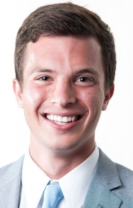SQUELCH! ASUC presidential candidate Jason Bellet has been active in leadership since he served as his middle school's president.