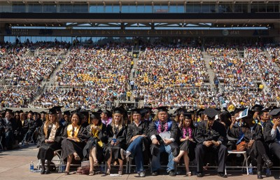 Graduates of UC Berkeley can expect to earn a starting salary of about $54,700, according to the  rankings. Criteria included this as well as tuition, graduation rates, loan default rates and other factors.
