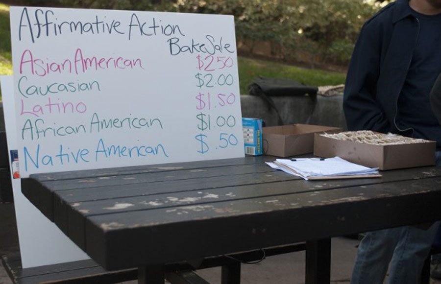 ucla student group hosts controversial affirmative action bake  ucla student group hosts controversial affirmative action bake
