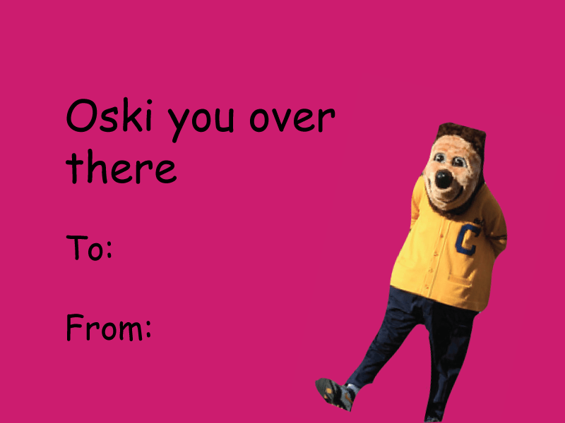Oski-you-over-there