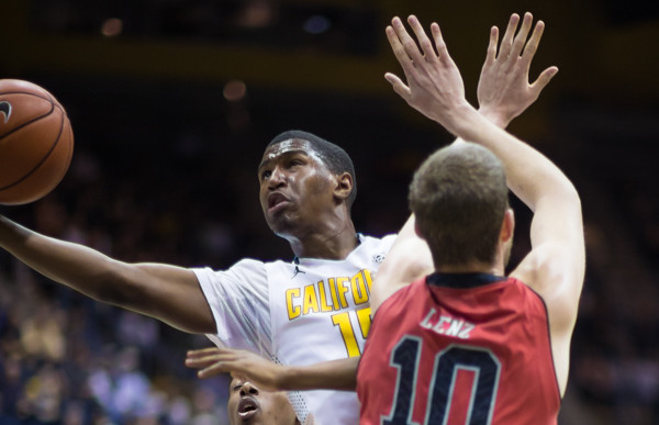Slumping Cal men's basketball hosts Colorado in Pac-12 finale