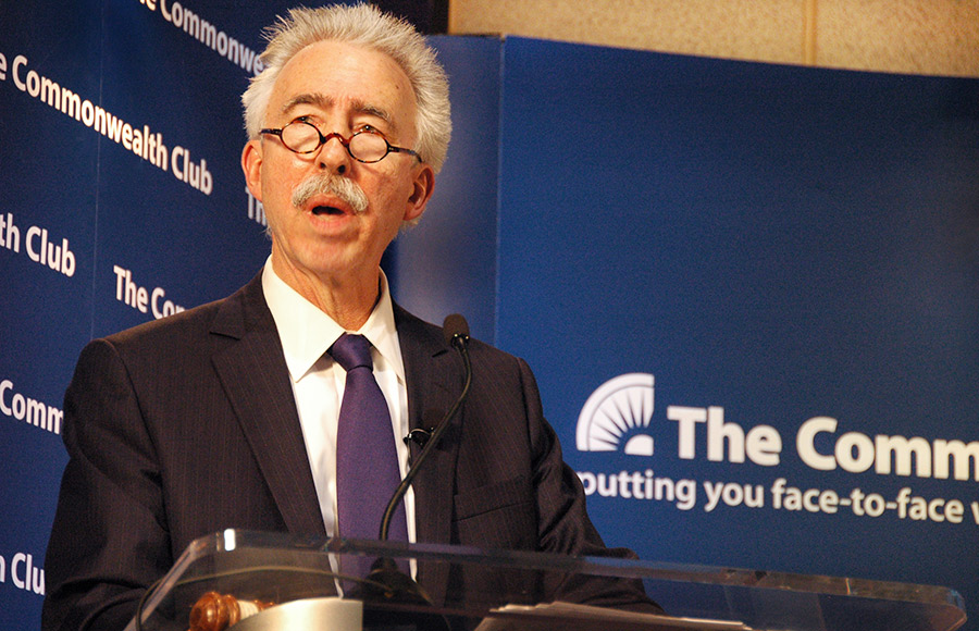 Chancellor Dirks Commonwealth