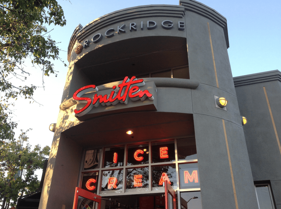 Smitten Ice Cream Rockridge real ice cream is in season at rockridge's smitten | the daily