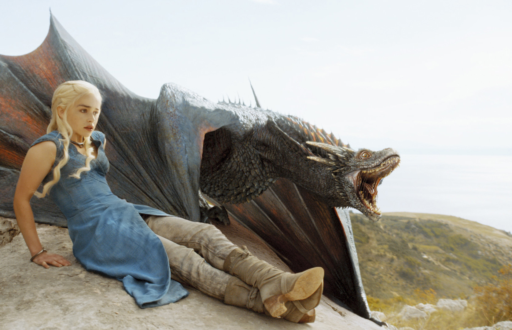 game of thrones dragon girl
