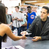 G-Eazy at his signing at Rasputin Music last Thursday.