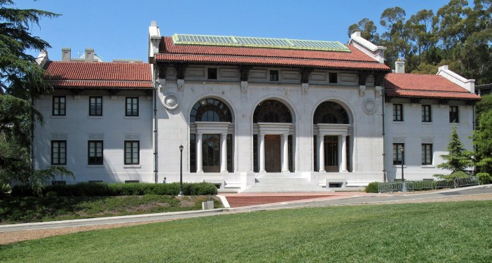 Hearst Memorial Mining Building, Univ of California, Berkeley