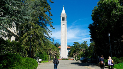 Sather Tower, Berkeley 2