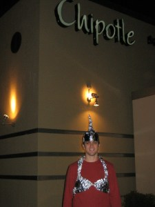 chipotle halloween costume