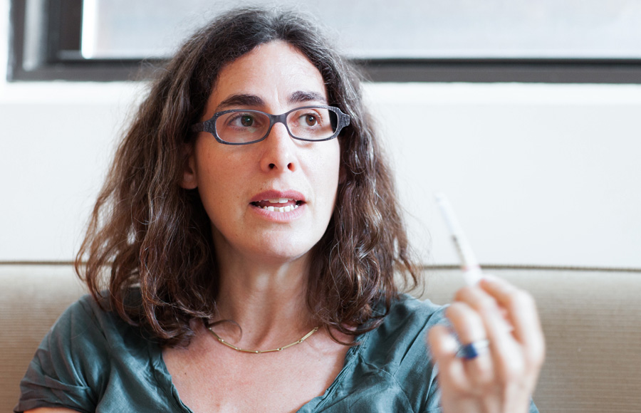 Sarah Koenig created the years most captivating piece of media, Serial.
