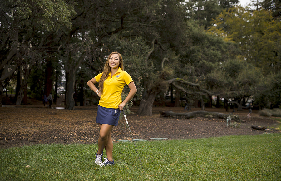 After a rocky first season, Alice Jeong is thriving in her second year at Cal
