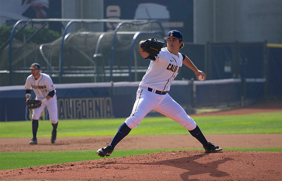 Cal baseball hires Thomas Eager to serve as pitching coach