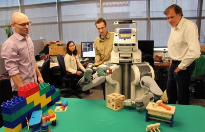Robot---UC-Berkeley-Robot-Learning-Lab-Courtesy