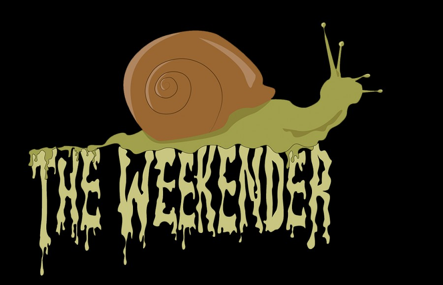 The Weekender logo _Michael Drummond