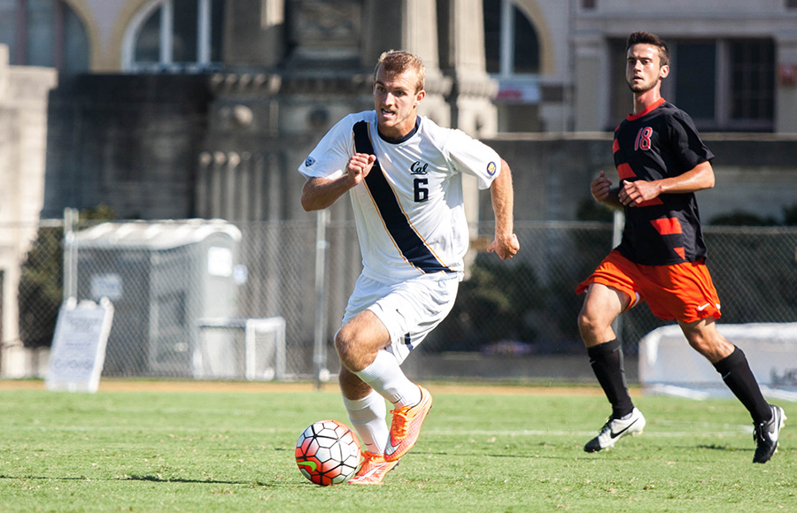 Cal men's soccer aims to get back on track vs. VCU