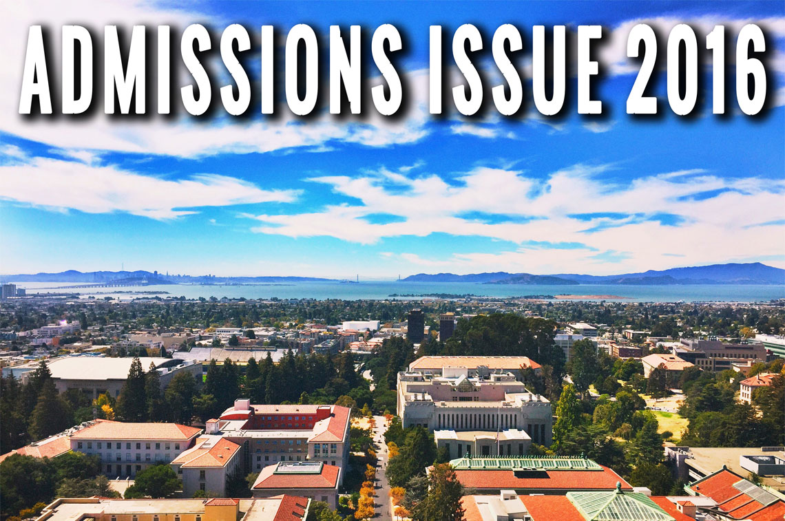 admissions issue the daily californian editor s note uc berkeley admissions issue 2016