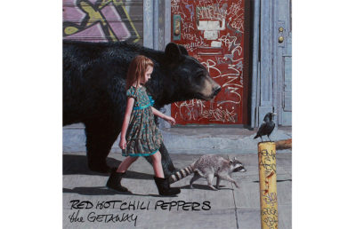 Red Hot Chili Peppers The Getaway | Warner Bros. Records Grade: C-