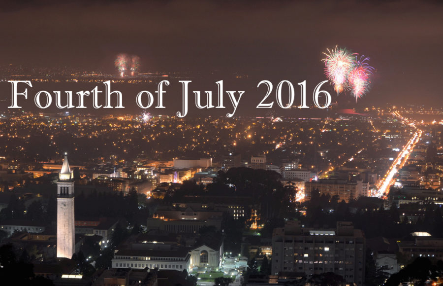 Fourth of July 2016