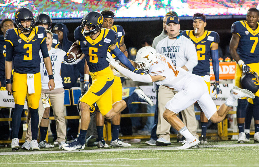 Strong vows to fix Texas defense after Cal loss