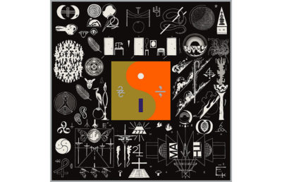 Bon Iver 22, A Million | JagjaguwarGrade: A