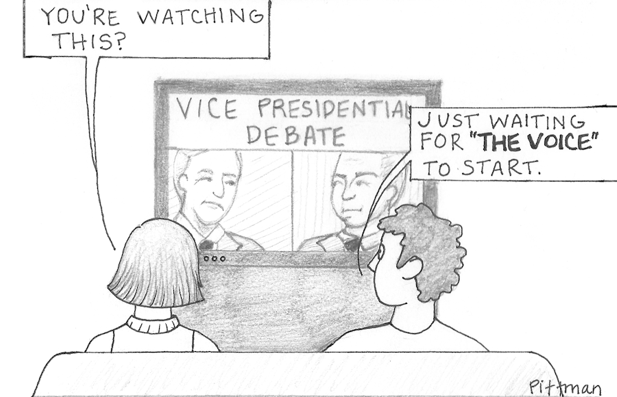 vice presidential debate essay For a summit derided as a showdown between two affable boring suits, tuesday's vice-presidential debate turned out to be an acrimonious affair.