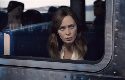 """The Girl on the Train"" 