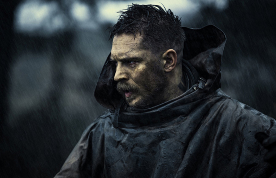 Tom Hardy captivates in suspense-driven but conventional 'Taboo'