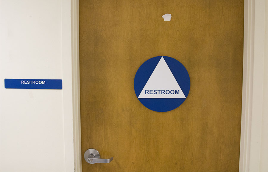 state bill proposes nonbinary option on birth certificates All Gender Bathroom Gender-Neutral Bathroom Signs