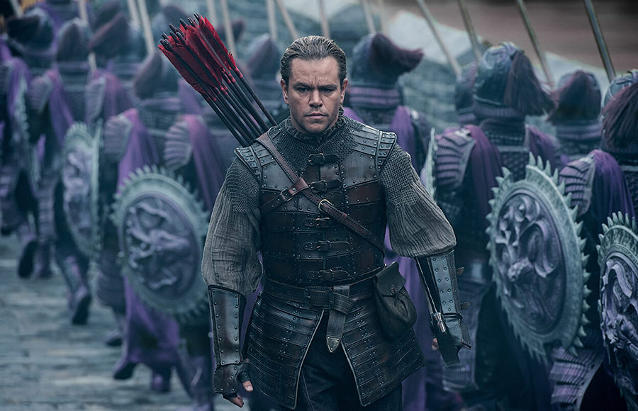 """The Great Wall"" 